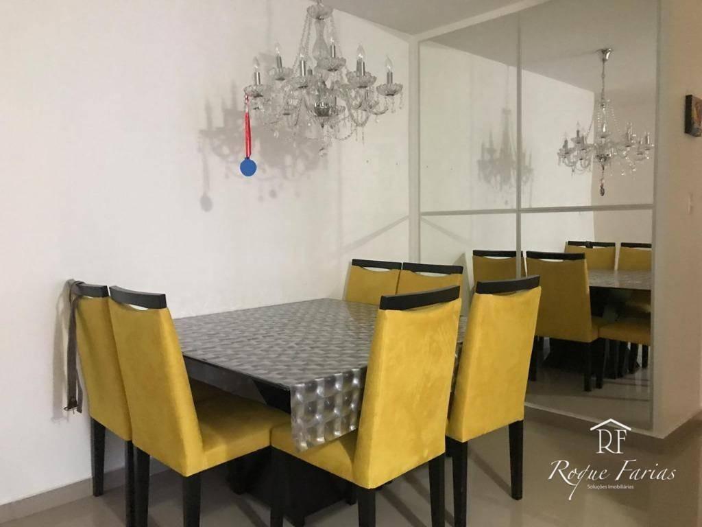 apartamento com 2 dormitórios à venda, 57 m² por r$ 300.000,00 - vila yara - osasco/sp - ap4187