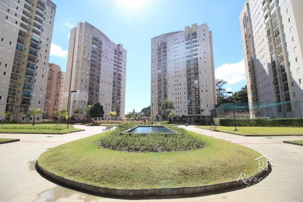 apartamento com 2 dormitórios à venda, 57 m² por r$ 360.000,00 - umuarama - osasco/sp - ap4468
