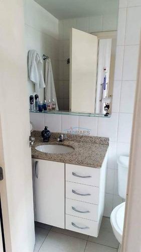apartamento com 2 dormitórios à venda, 57 m² por r$ 380.000,00 - vila andrade - são paulo/sp - ap14129