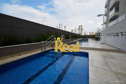 apartamento com 2 dormitórios à venda, 57 m² por r$ 470.000 - barra funda - são paulo/sp - ap6301