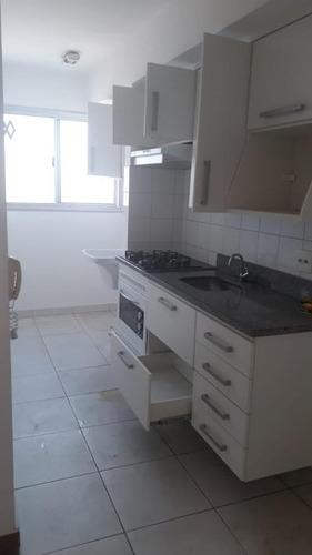 apartamento com 2 dormitórios à venda, 57 m² por r$ 480.000 - jardim aurélia - campinas/sp - ap7298