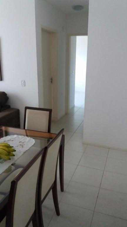 apartamento com 2 dormitórios à venda, 58 m² por r$ 179.000,00 - forquilhas - são josé/sc - ap3310