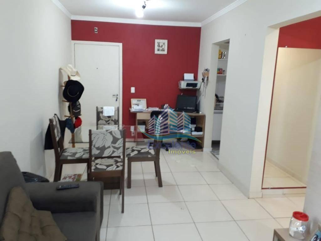 apartamento com 2 dormitórios à venda, 58 m² por r$ 230.000 - cond. recanto dos pássaros - hortolândia/sp - ap0224