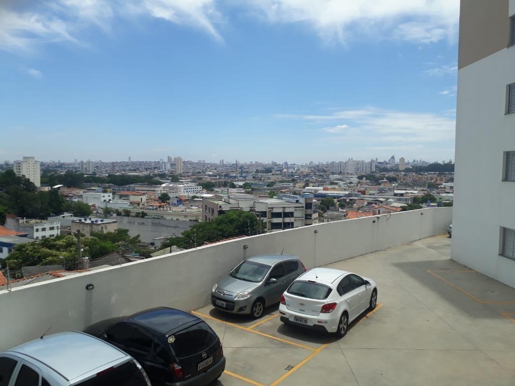 apartamento com 2 dormitórios à venda, 58 m² por r$ 260 - vila milton - guarulhos/sp - ap0432