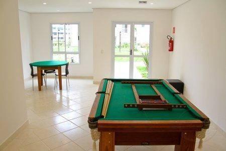 apartamento com 2 dormitórios à venda, 58 m² por r$ 260.000,00 - jardim tupanci - barueri/sp - ap0156