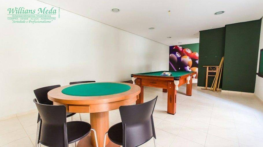 apartamento com 2 dormitórios à venda, 58 m² por r$ 275.000 - jardim flor da montanha - guarulhos/sp - ap2252