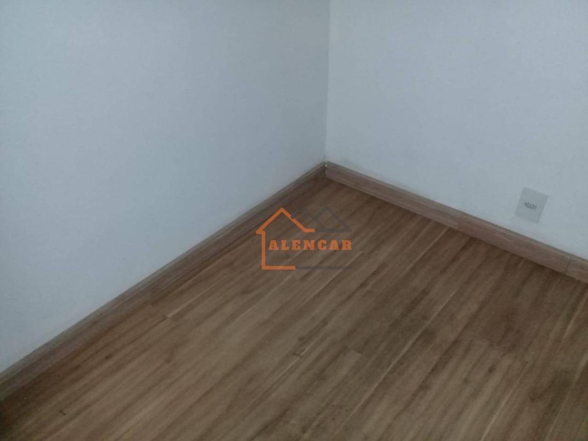 apartamento com 2 dormitórios à venda, 58 m² por r$ 280.000,00 - itaquera - são paulo/sp - ap0102