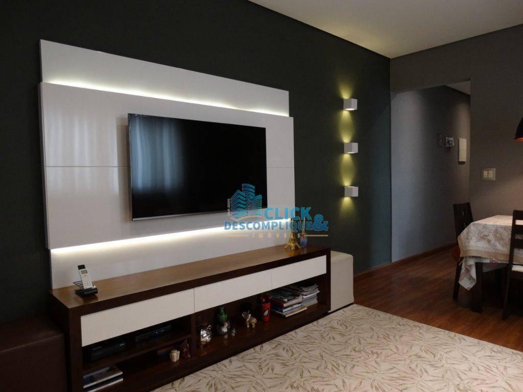 apartamento com 2 dormitórios à venda, 58 m² por r$ 295.000,00 - estuário - santos/sp - ap3366