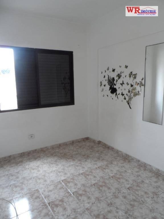 apartamento com 2 dormitórios à venda, 58 m² por r$ 299.000 - centro - são bernardo do campo/sp - ap2861
