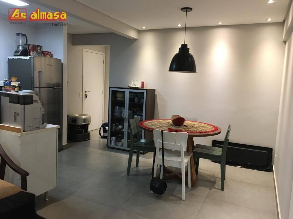 apartamento com 2 dormitórios à venda, 58 m² por r$ 330.000 - inside - gopoúva - guarulhos/sp - ap0376