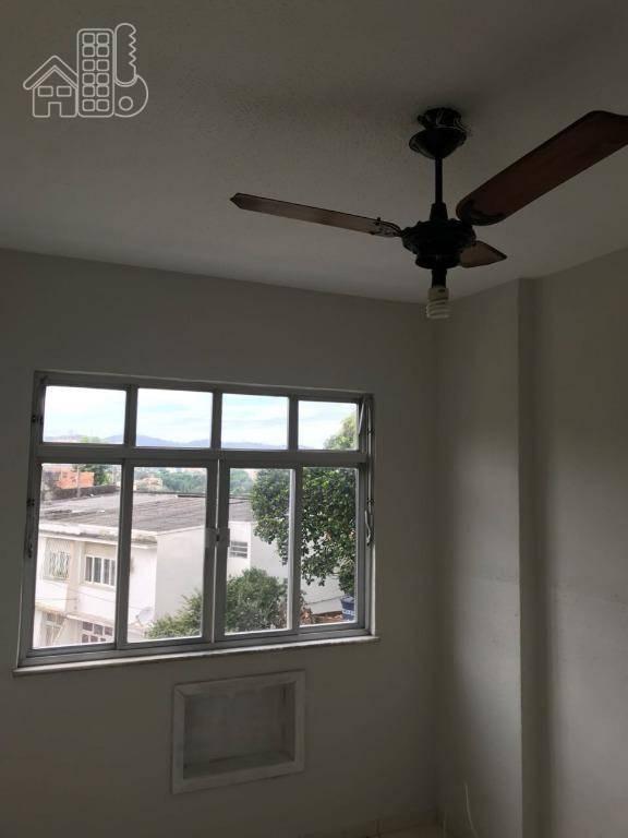 apartamento com 2 dormitórios à venda, 58 m² por r$ 330.000,00 - centro - niterói/rj - ap1793