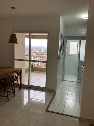 apartamento com 2 dormitórios à venda, 58 m² por r$ 345.000 - gopoúva - guarulhos/sp - ap0738