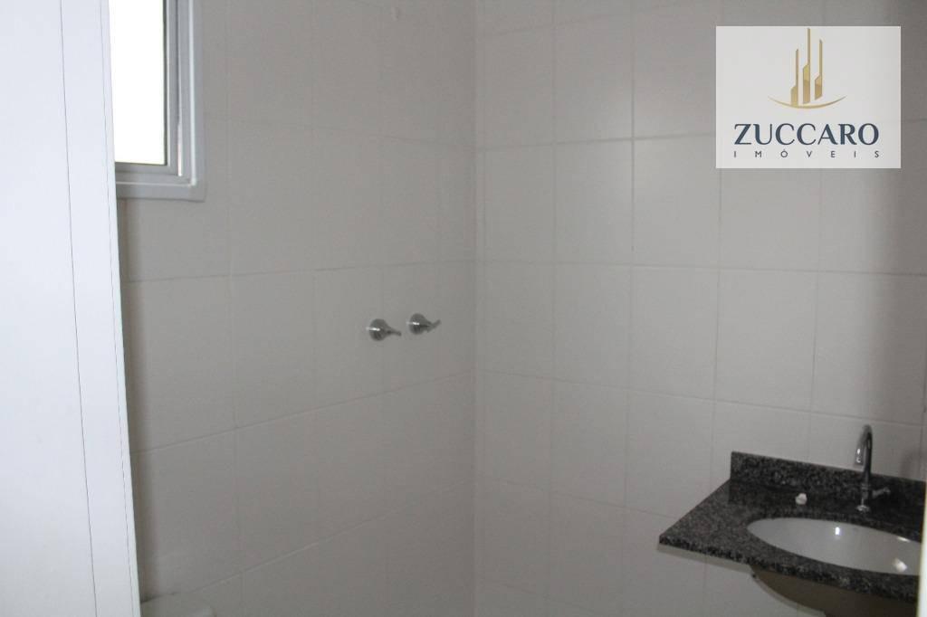 apartamento com 2 dormitórios à venda, 58 m² por r$ 359.000,00 - jardim flor da montanha - guarulhos/sp - ap6792