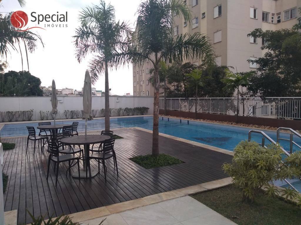 apartamento com 2 dormitórios à venda, 58 m²  - vila formosa - são paulo/sp - ap12437