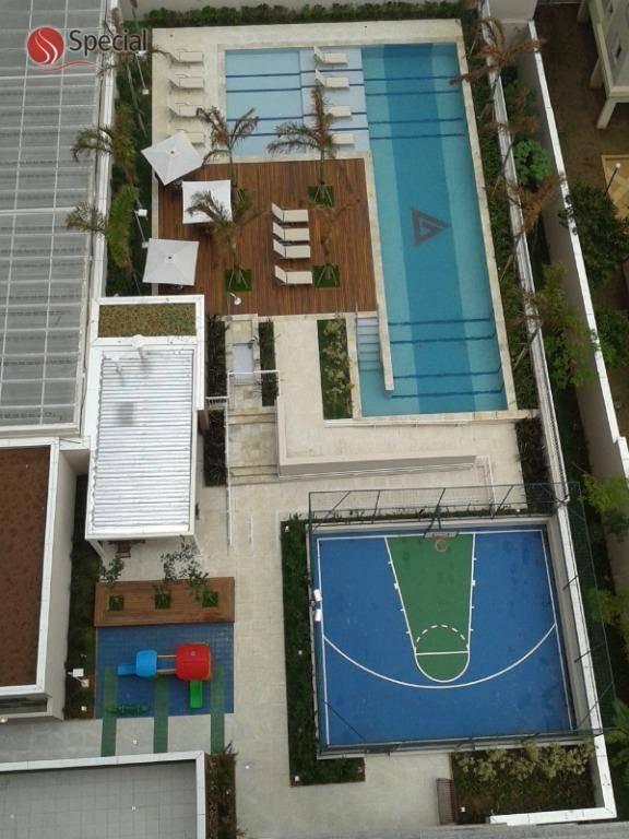 apartamento com 2 dormitórios à venda, 58 m² - vila formosa - são paulo/sp - ap12438