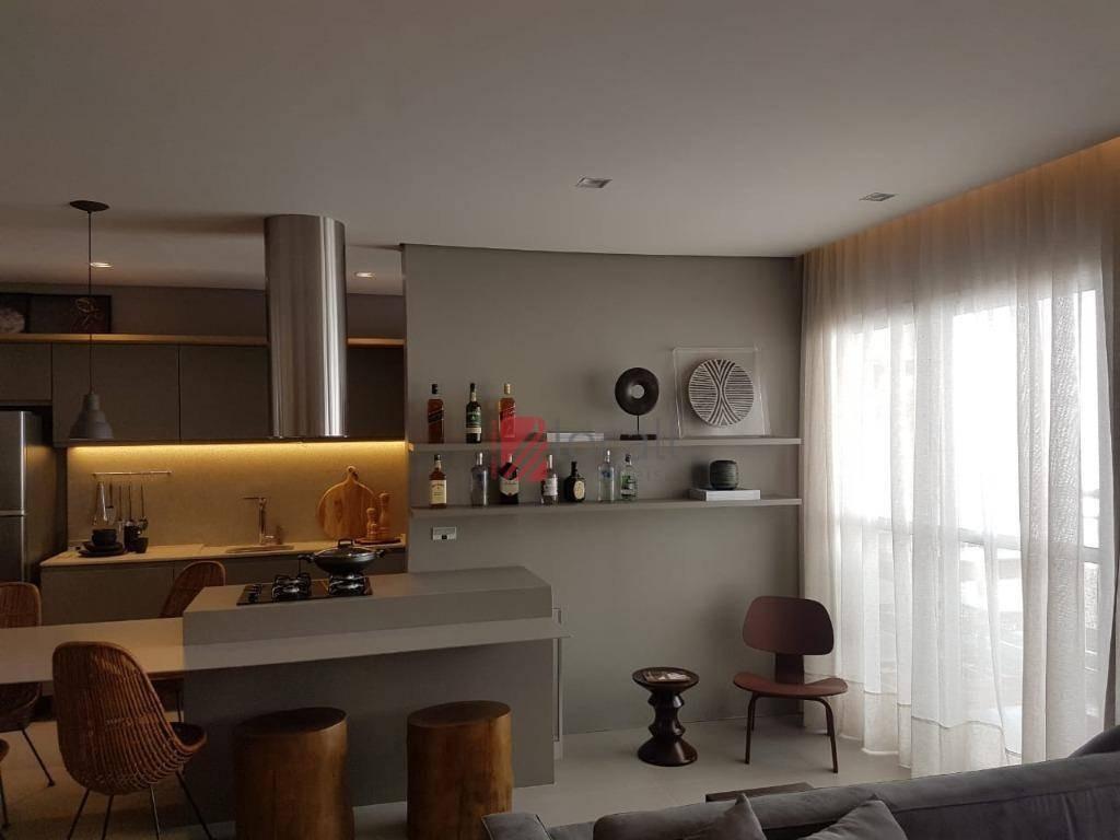 apartamento com 2 dormitórios à venda, 59 m² por r$ 274.700 - vila redentora - são josé do rio preto/sp - ap2042