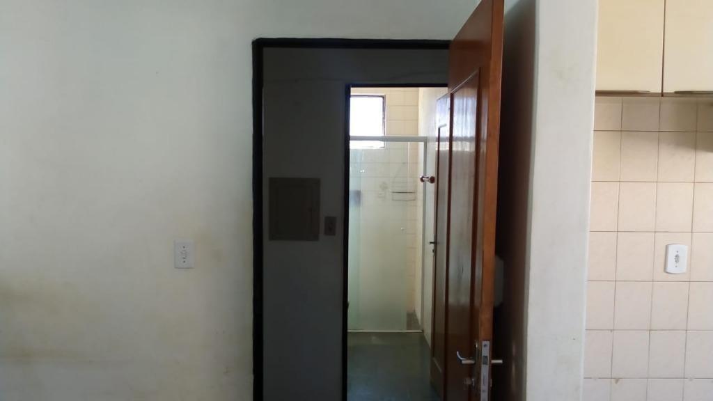 apartamento com 2 dormitórios à venda, 60 m² por r$ 150.000 - jardim residencial vetorasso - são josé do rio preto/sp - ap4573