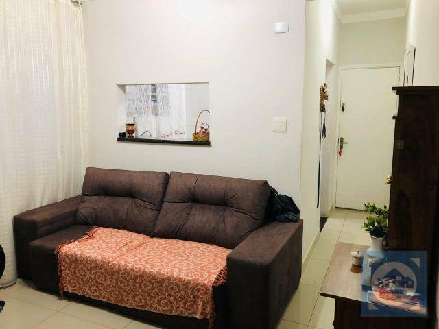 apartamento com 2 dormitórios à venda, 60 m² por r$ 190.000,00 - vila valença - são vicente/sp - ap4803