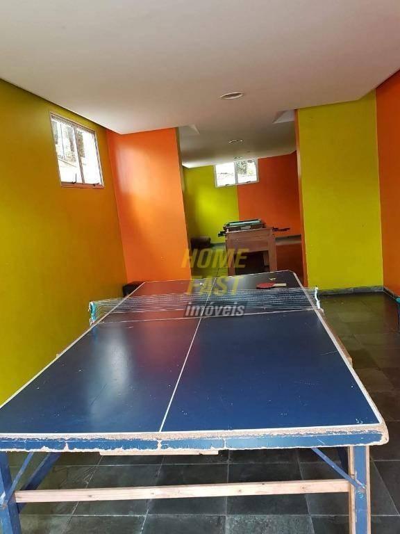 apartamento com 2 dormitórios à venda, 60 m² por r$ 192.000,00 - picanco - guarulhos/sp - ap1054