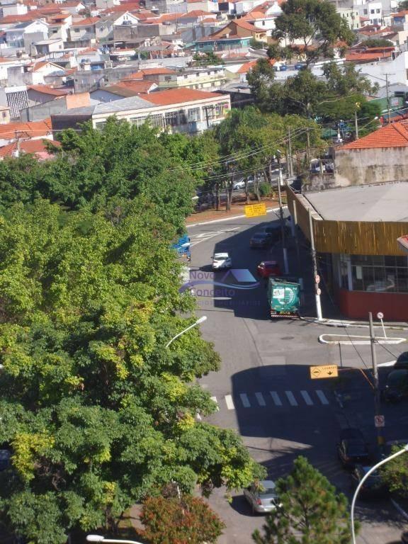 apartamento com 2 dormitórios à venda, 60 m² por r$ 249.990,00 - vila carrão - são paulo/sp - ap0153
