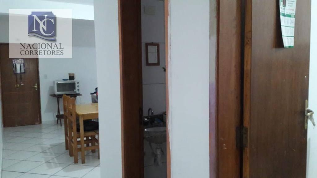 apartamento com 2 dormitórios à venda, 60 m² por r$ 270.000 - vila pires - santo andré/sp - ap8631