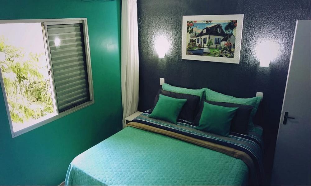 apartamento com 2 dormitórios à venda, 60 m² por r$ 271.300 - residencial costa verde - granja viana - cotia/sp - ap0136