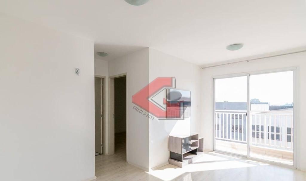 apartamento com 2 dormitórios à venda, 60 m² por r$ 275.000,00 - assunção - são bernardo do campo/sp - ap2305