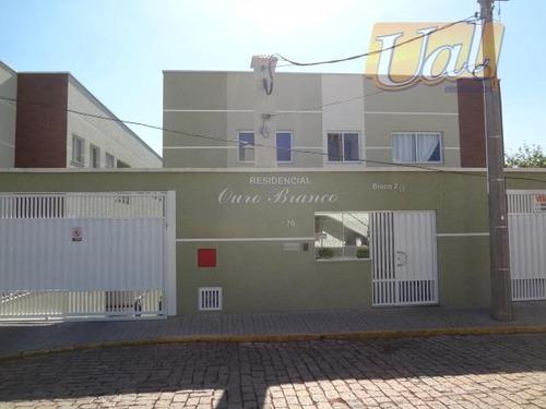 apartamento com 2 dormitórios à venda, 60 m² por r$ 320.000 - centro - atibaia/sp - ap0048