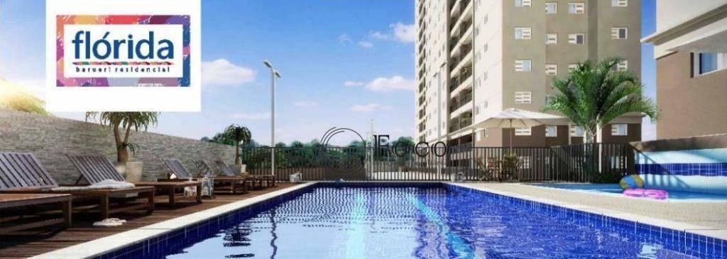 apartamento com 2 dormitórios à venda, 60 m² por r$ 324.531 - parque viana - barueri/sp - ap0855