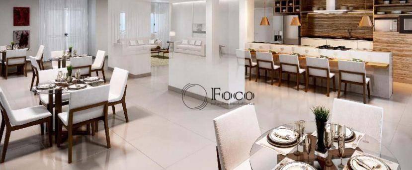 apartamento com 2 dormitórios à venda, 60 m² por r$ 327.843 - parque viana - barueri/sp - ap0856