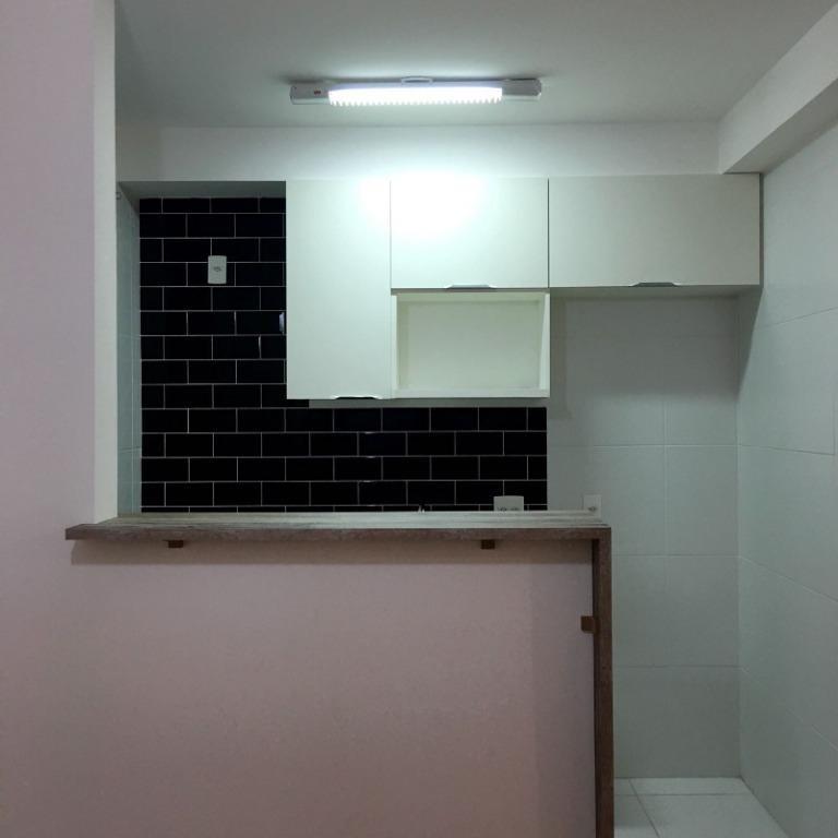 apartamento com 2 dormitórios à venda, 60 m² por r$ 330.000 - picanco - guarulhos/sp - ap4570