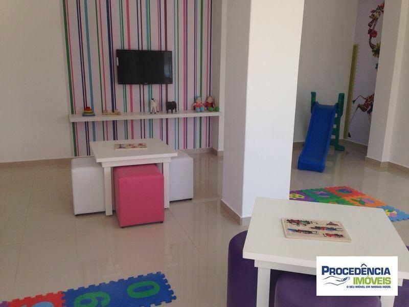 apartamento com 2 dormitórios à venda, 60 m² por r$ 335.000,00 - higienópolis - são josé do rio preto/sp - ap6971