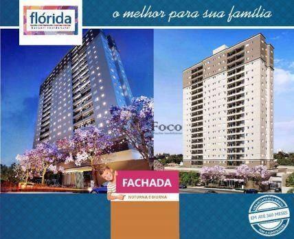 apartamento com 2 dormitórios à venda, 60 m² por r$ 337.778 - parque viana - barueri/sp - ap0859