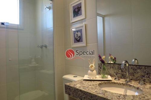 apartamento com 2 dormitórios à venda, 60 m² por r$ 449.000,00 - vila formosa - são paulo/sp - ap12671
