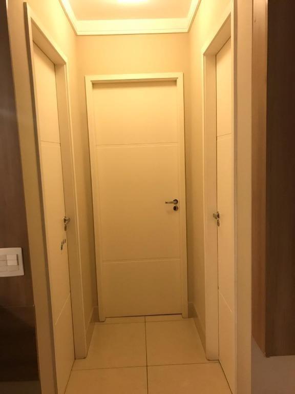 apartamento com 2 dormitórios à venda, 60 m² por r$ 470.000 - mansões santo antônio - campinas/sp - ap13226