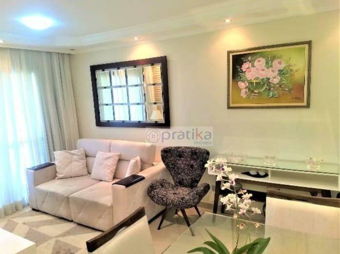 apartamento com 2 dormitórios à venda, 60 m² por r$ 480.000 - alto da mooca - são paulo/sp - ap1394