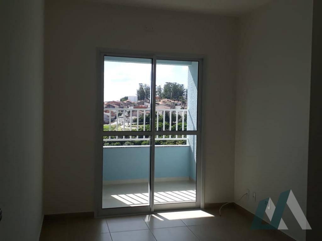 apartamento com 2 dormitórios à venda, 61 m² por r$ 235.000 - jardim iguatemi - sorocaba/sp - ap2218