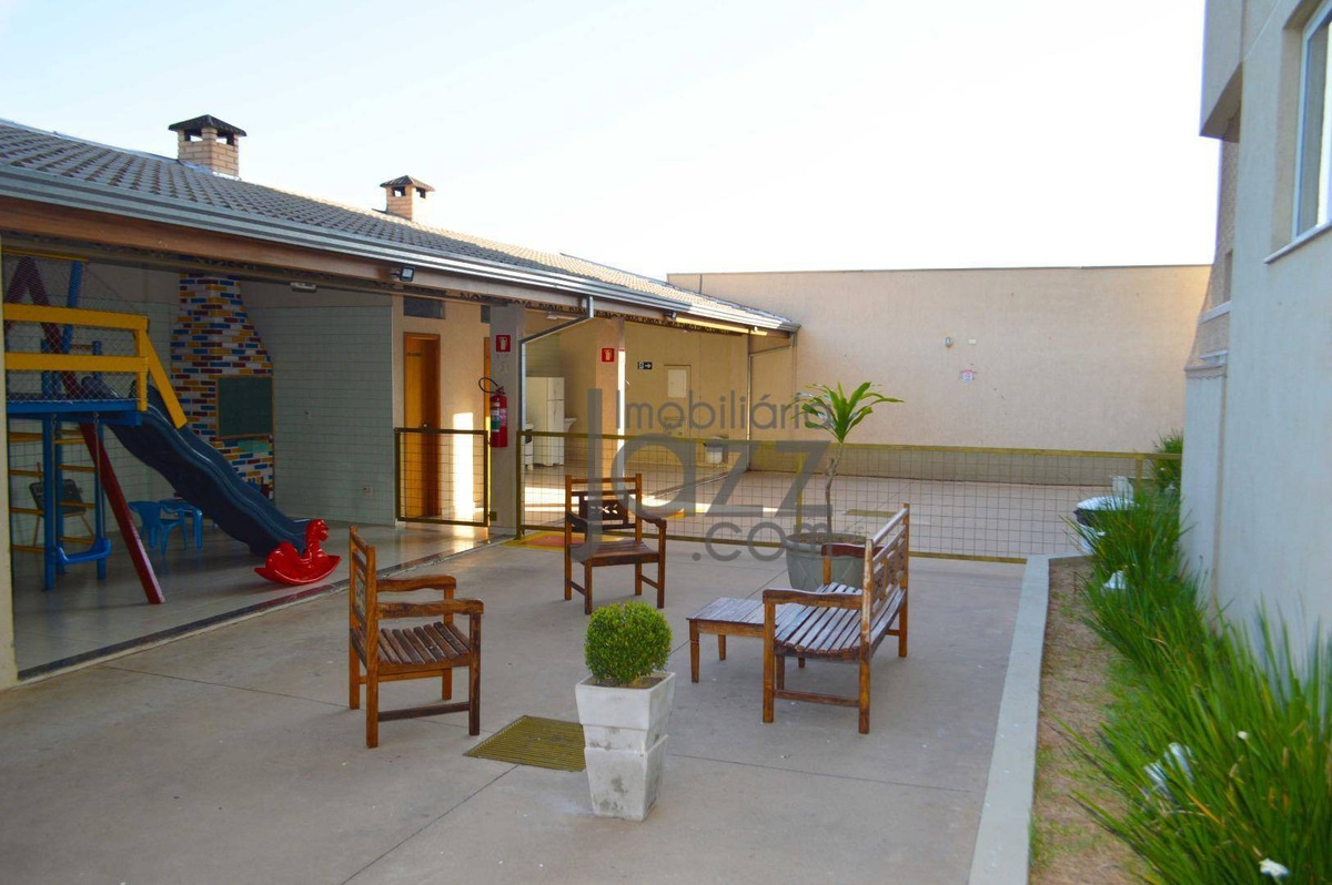 apartamento com 2 dormitórios à venda, 61 m² por r$ 270.000 - green village - nova odessa/sp - ap2076