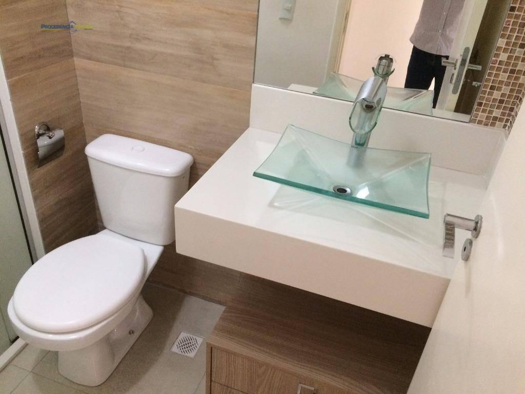 apartamento com 2 dormitórios à venda, 61 m² por r$ 325.000,00 - higienópolis - são josé do rio preto/sp - ap6801