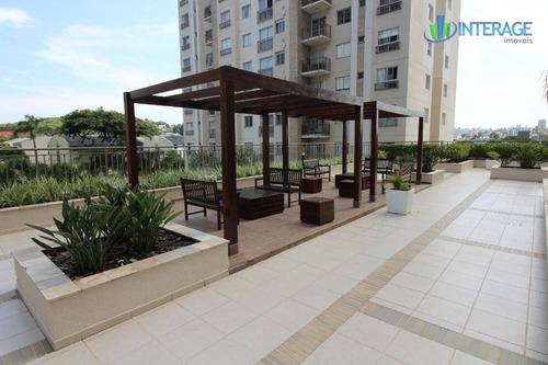 apartamento com 2 dormitórios à venda, 61 m² por r$ 333.000 - santa quitéria - curitiba/pr - ap0195