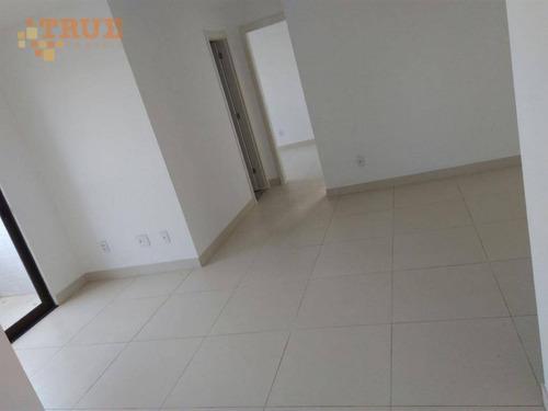 apartamento com 2 dormitórios à venda, 61,82 m² por r$ 355.000 - madalena - recife/pe - ap3407
