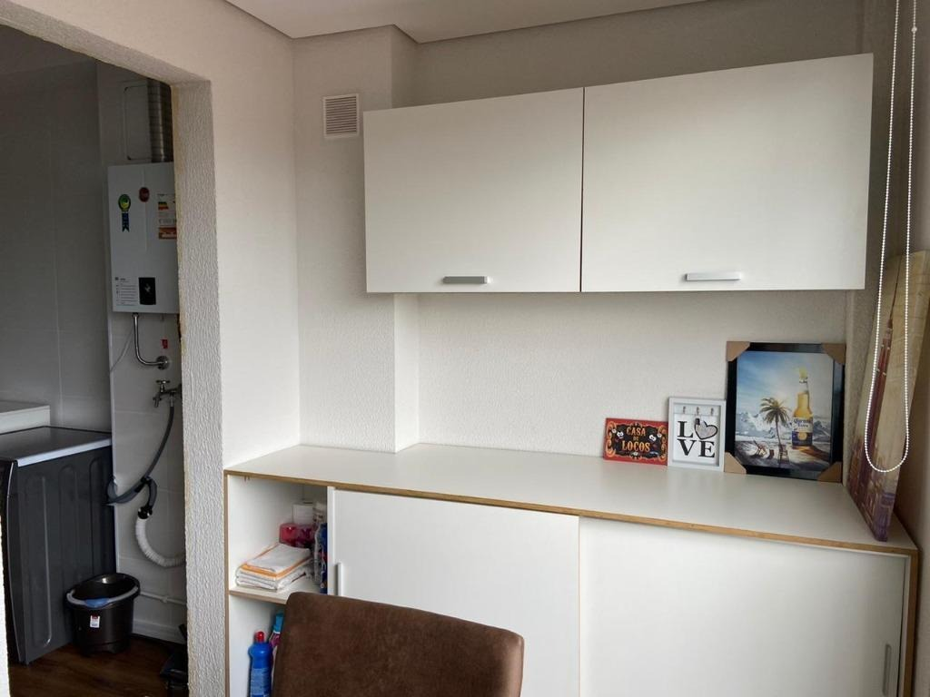 apartamento com 2 dormitórios à venda, 62 m² - jardim hollywood - são bernardo do campo/sp - ap63010
