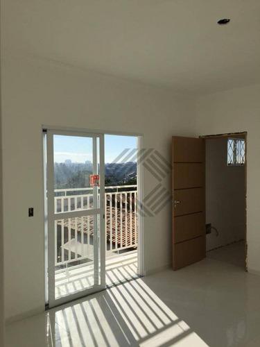 apartamento com 2 dormitórios à venda, 62 m² por r$ 190.000 - jardim simus - sorocaba/sp - ap7670