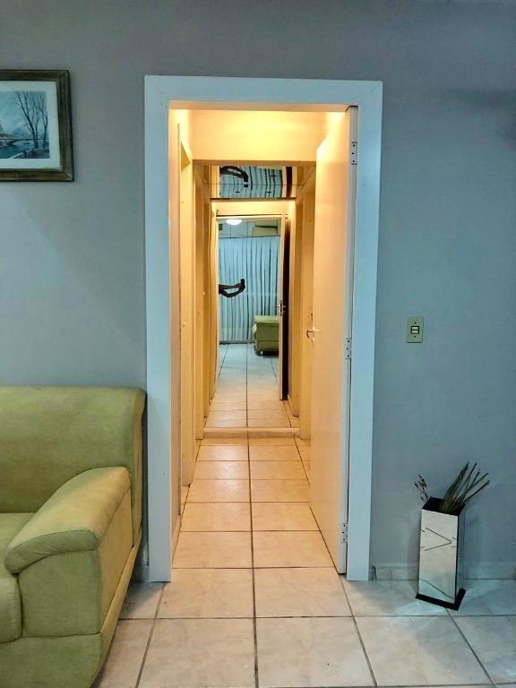 apartamento com 2 dormitórios à venda, 62 m² por r$ 225.000 - balneário caiobá - matinhos/pr - ap0382