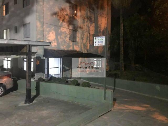 apartamento com 2 dormitórios à venda, 62 m² por r$ 250.000 - tremembé - são paulo/sp - ap1817