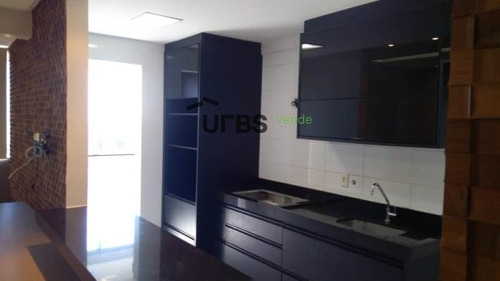 apartamento com 2 dormitórios à venda, 62 m² por r$ 285.000 - jardim atlântico - goiânia/go - ap2715