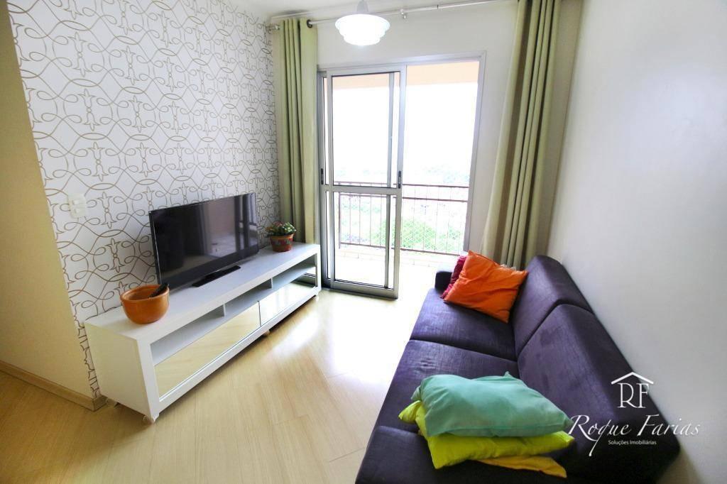apartamento com 2 dormitórios à venda, 62 m² por r$ 315.000 - jaguaré - são paulo/sp - ap4153