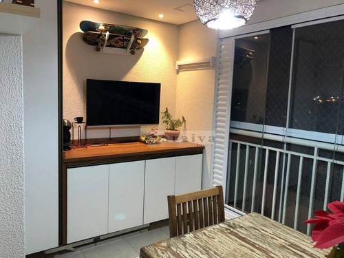 apartamento com 2 dormitórios à venda, 62 m² por r$ 437.000,00 - jardim hollywood - são bernardo do campo/sp - ap1384
