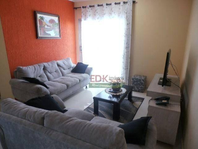 apartamento com 2 dormitórios à venda, 63 m² por r$ 185.500 - vila bandeirantes - caçapava/sp - ap4016