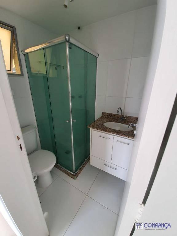 apartamento com 2 dormitórios à venda, 63 m² por r$ 240.000 - campo grande - rio de janeiro/rj - ap0984